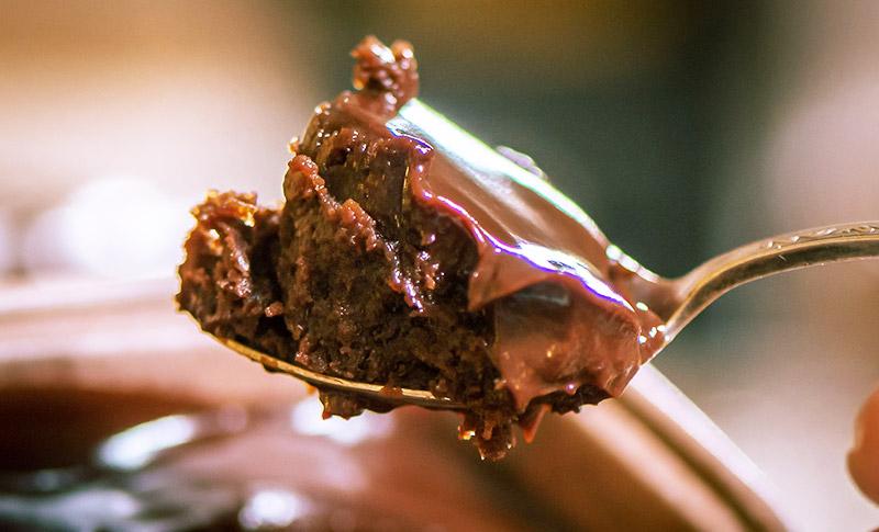 פאדג' שוקולד קוקוס אישית